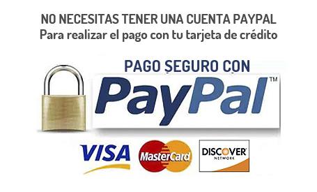 método de pago paypal River Natura